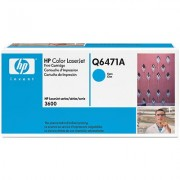 HP Color LaserJet 3600 Print Cartridge, cyan (Q6471A)