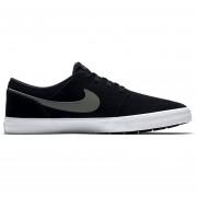 Tenis Skate Hombre Nike Portmore II Solar-Negro