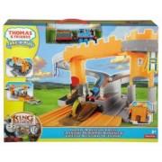 Thomas tren set de joaca aventura de la castel