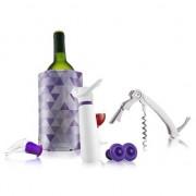 Vacu Vin boros szett Essentials