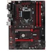 Placa de baza MSI Gaming Plus, Intel Z270, LGA 1151
