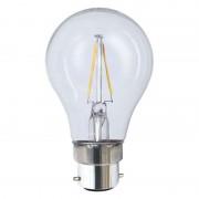 B22 2 W 827 LED bulb