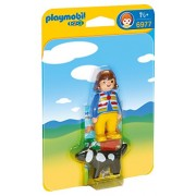 PLAYMOBIL C2 AE PLAYMOBIL Woman with Dog