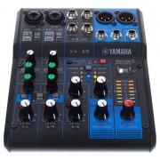 Yamaha Mesa de Mistura Analógica MG-06X