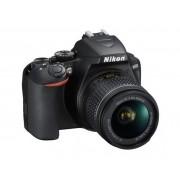 Nikon D3500 AF-P DX NIKKOR 18-55mm f 3.5-5.6G VR Lens - Black