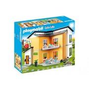 PLAYMOBIL Modern House Building Set