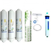 Earth Ro System 1 Year RO service Kit TLC membrane with Inline set