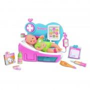 Set bebelus si cabinet medical Nenuco, 3 ani+