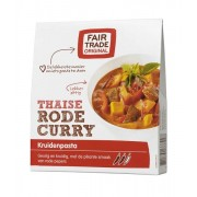 Kruidenpasta Rode curry