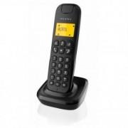 Alcatel Trådlös telefon Alcatel D-135 DECT Black
