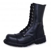 bottes en cuir pour femmes - NEW ROCK - M.NEWMILI10-S1
