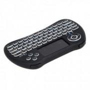 Tastatura Touchpad Smart TV Box Mini Quer Q5 lumina de fundal