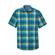 Babista herenmode Overhemd BABISTA Groen::Blauw