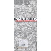 Historische Kaart Waterloo 1815 | NGI