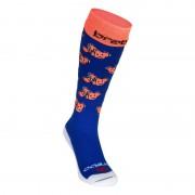 Brabo Socks Fishes Blue/Orange