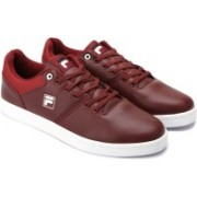 Fila Sneakers For Men(Burgundy)