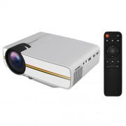 YG400 1.5-3m 50-100 inch LED Projector HD Home Theater with Remote Controller Support HDMI VGA AV SD USB