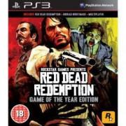 Joc Red Dead Redemption Goty Edition pentru Ps3