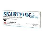 A.Menarini Ind.Farm.Riun.Srl Enantyum 25 Mg Compresse Rivestite 20 Compresse