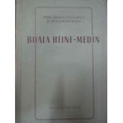 Boala Heine-medin - Alex. Radulescu Clement Baciu