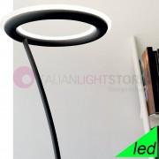 Gea Luce Srl Flame Lampada Da Terra A Led Dimmerabile Design Moderno