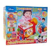 Mickey & Friends Transform drive! Educational box (japan import)