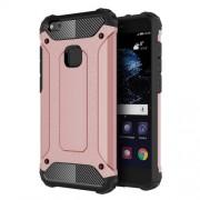 Huawei P10 Lite Magic Armor TPU + PC Combination Case(Rose Gold)