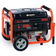 Генератор бензинов 2000/2200W, 196CC, GD2500, DAEWOO