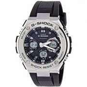 Casio G-Shock Analog-Digital Black Dial Mens Watch-Gst-S110-1Adr (G609)