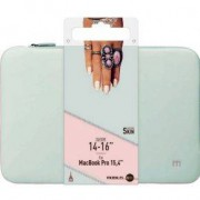 Mobilis 049006 notebooktas 40,6 cm (16 ) Opbergmap/sleeve Grijs, Roze