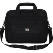 Hi-Speed Office Bag & Messenger Laptop Bags Waterproof Messenger Bag(Black, 10 L)