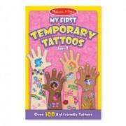 Set De Tatuaje Temporare Fetite Melissa And Doug