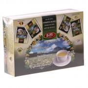 Ceai Plante Medicinale 120 pliculete MMST (Musetel, Menta, Sunatoare, Tei)