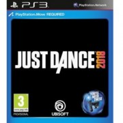 Just Dance 2018, за PS3