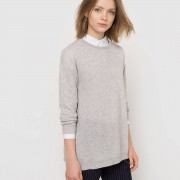 La Redoute Collections Pullover,Kaschmir, weite Form