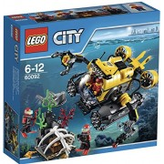 Lego Deep Sea Submarine, Multi Color