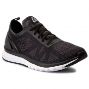Обувки Reebok - Print Smooth Clip Ultk BS8574 Blk/Gry/Coal/Pwtr