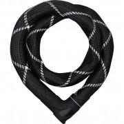 Abus Motorradschloss ABUS Steel-O-Chain Iven 8210 (110 cm) schwarz