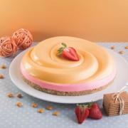 Forma din silicon pentru tort Twist