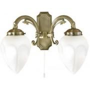Fali lámpa 2x40W E14 húzókapcsolós bronz Imperial 82745 Eglo
