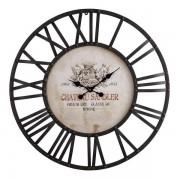 Oak Furnitureland Clocks - Sandler Wall Clock - Oak Furnitureland