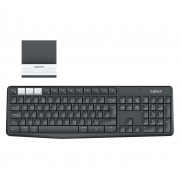Logitech K375s Multi-Device Безжична Клавиатура