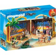 Playmobil Pirates - Det mobil insula aurie a piratilor