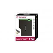 Disco TRANSCEND Storejet 25M 2.5 1TB USB Type-C c/prot.choques, backup aut.