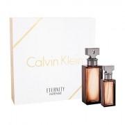 Calvin Klein Eternity Intense confezione regalo eau de parfum 100 ml + eau de parfum 30 ml donna