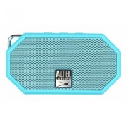 Altec Lansing IMW258 Mini H2O 2 Waterproof Bluetooth Speaker Blue Compact (IMW258-AB)