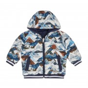 Timberland Baby Boys Reversible Jacket