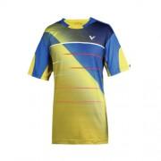 Victor 6196 yellow Korea National póló
