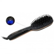 Електрическа четка за коса Rohnson Hair Majesty HM-3016, 5 температурни настройки 120 °C - 200 °C