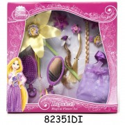 Set accesorii pentru par Rapunzel Magical Flower Boley